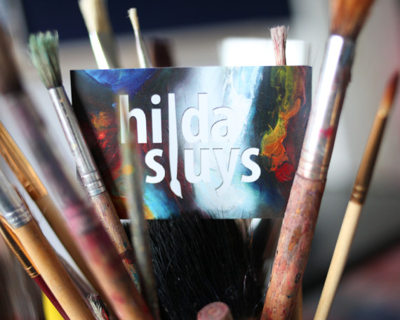 Huistijl Kunstenares Hilda Sluijs